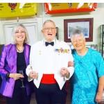 Lynn Graham, Noel Smith & Beryl Kearns