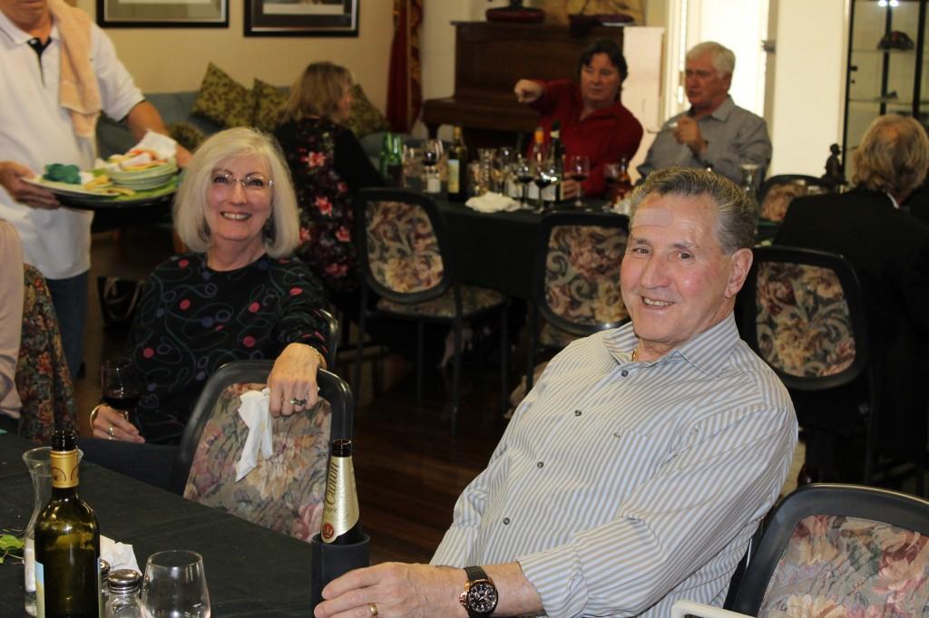 Lynn Graham & Jock Letford