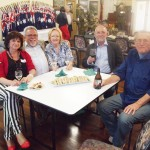 Paola Gallacher, Bob and Linda Whinnen, Ed Czerwinski and TBA