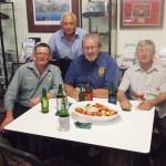 Bob Whelan, Colin Abel, Neil Nichols, Ray Vadeikis