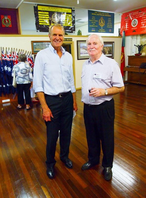 Graham Cornes & John Wilson