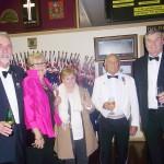 Bob & Marlene Carrison, Pat Gaskin, Colin Abel & Ron Gaskin