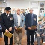 David Stacey, John Genovese and Rodney Harris