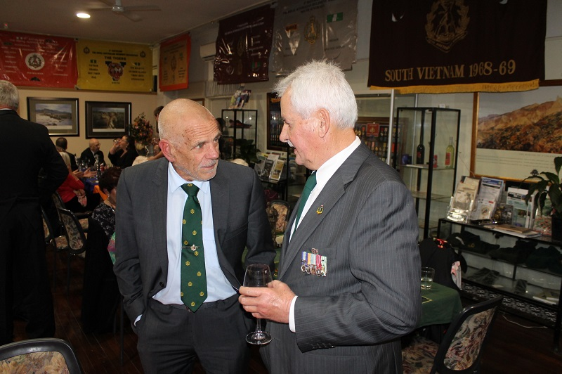 Adrian Craig and Dave White