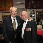 Dr Don Beard and Bob Kearney