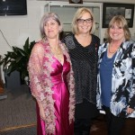 Michelle Gelberg, Barb Dixon and Petra Boyce